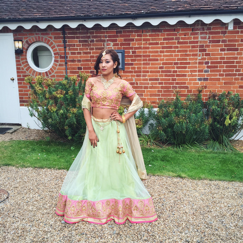Lehenga For Brothers Wedding Reception My Exotic Fashion